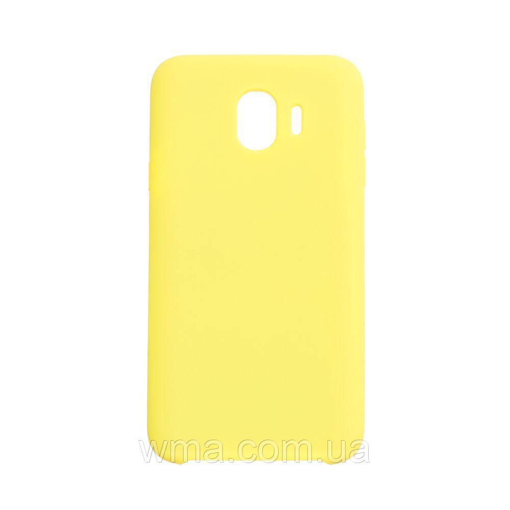 Силикон Case Original for Samsung J4 2018 Цвет 43