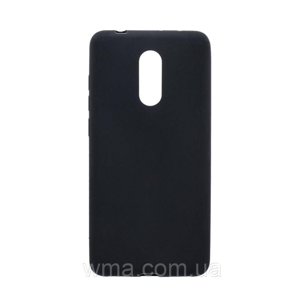 Чехол для телефонов (Смартвонов) Задняя Накладка Joy Xiaomi Redmi 5 Цвет Чёрный