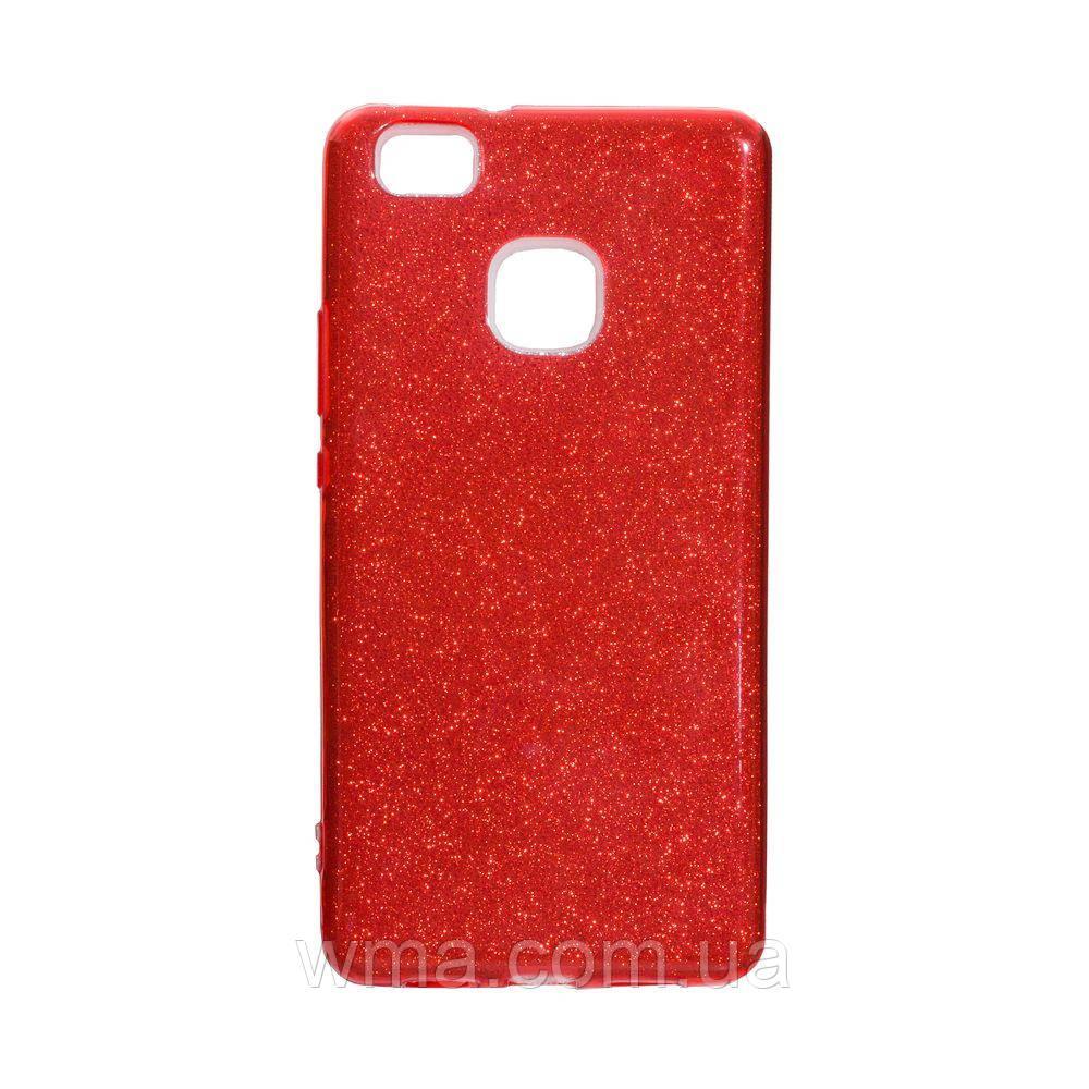 Силикон Twins for Huawei P9 Lite Цвет Красный