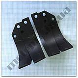 Комплект ножей на фрезу Мотор Сич, фото 2