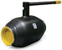 Кран шаровый LD приварной полнопроходной Ду 150