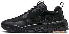 Женские кроссовки Puma Thunder Spectra Black 367997-04, Пума Сандер Спектра