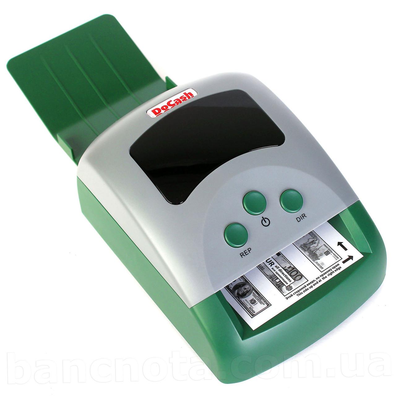 DoCash 430 UAH | USD | EUR | RUB | GBP Автоматический детектор валют