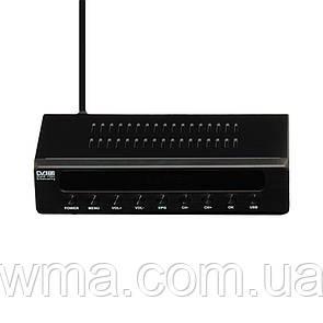 ТВ Приставка DV3 T2 / DZ045 Цвет Чёрный