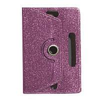 """Книжка Универсал Gliter Pad 7"""" Цвет Фиолетовый"""