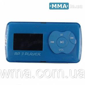 Mp3 плеер с дисплеем 122 Характеристика Синий