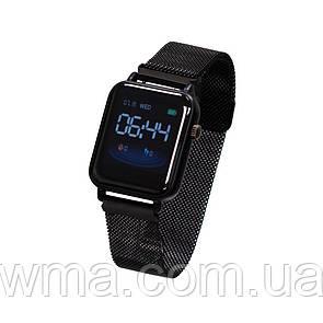 Умные часы (Smart Watch) Смарт Часы Y6 Pro Цвет Чёрный