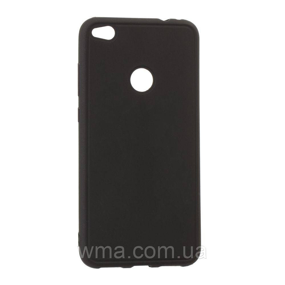 Задняя Накладка Joy Huawei P8 Lite 2017 Цвет Чёрный