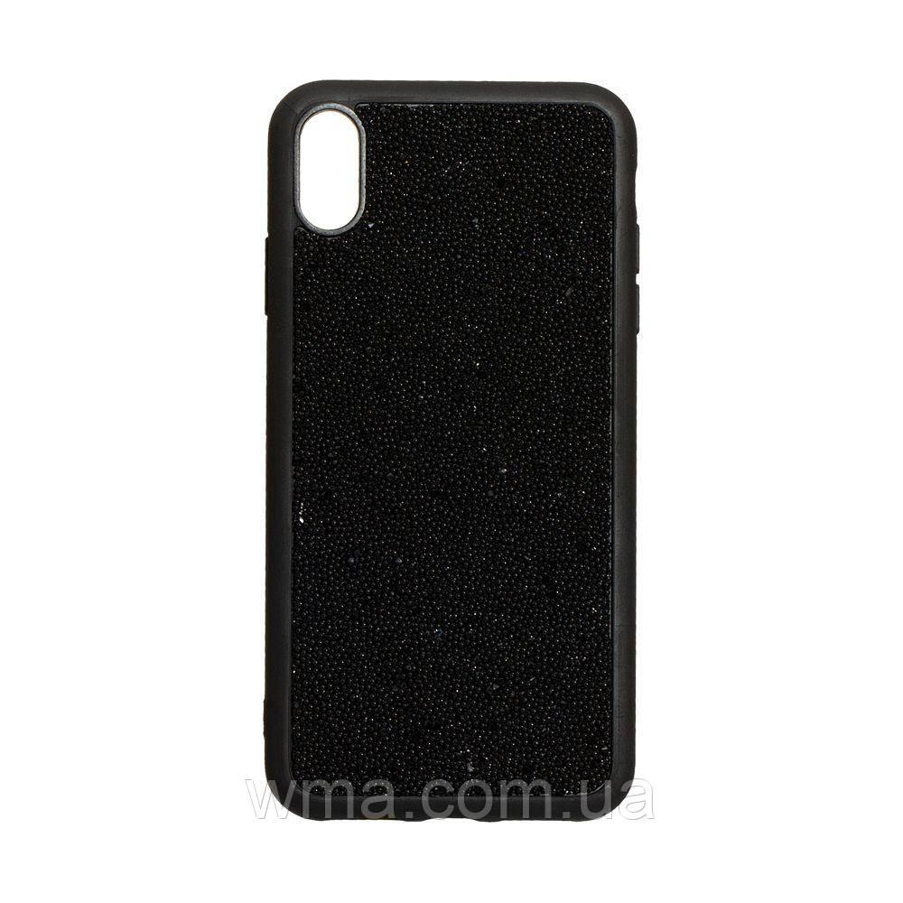 Чехол для телефонов (Смартвонов) Задняя Накладка Bling World Beads for Apple Iphone Xs Max Цвет Чёрный