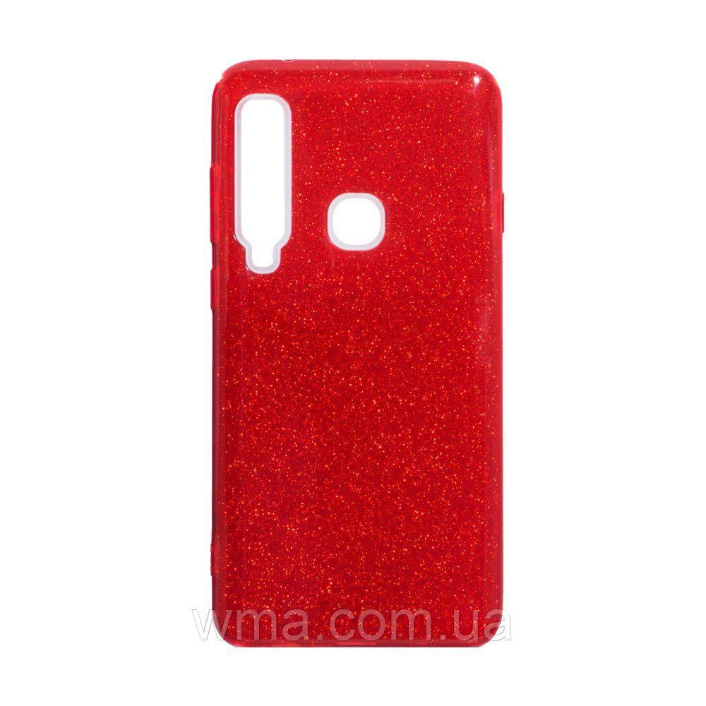 Чехол для телефонов (Смартвонов) Силикон Twins for Samsung A920 A9 2018 Цвет Красный