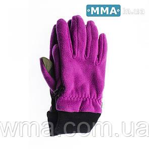 Перчатки Outdoor Fleece HW Цвет M, Голубой