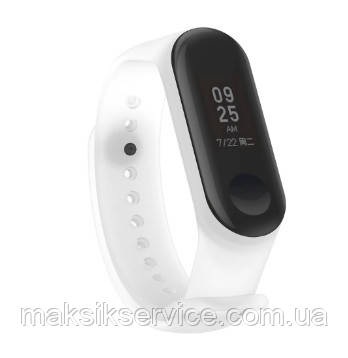 Ремешок Silicone Explorer Xiaomi Mi Band 4 clear