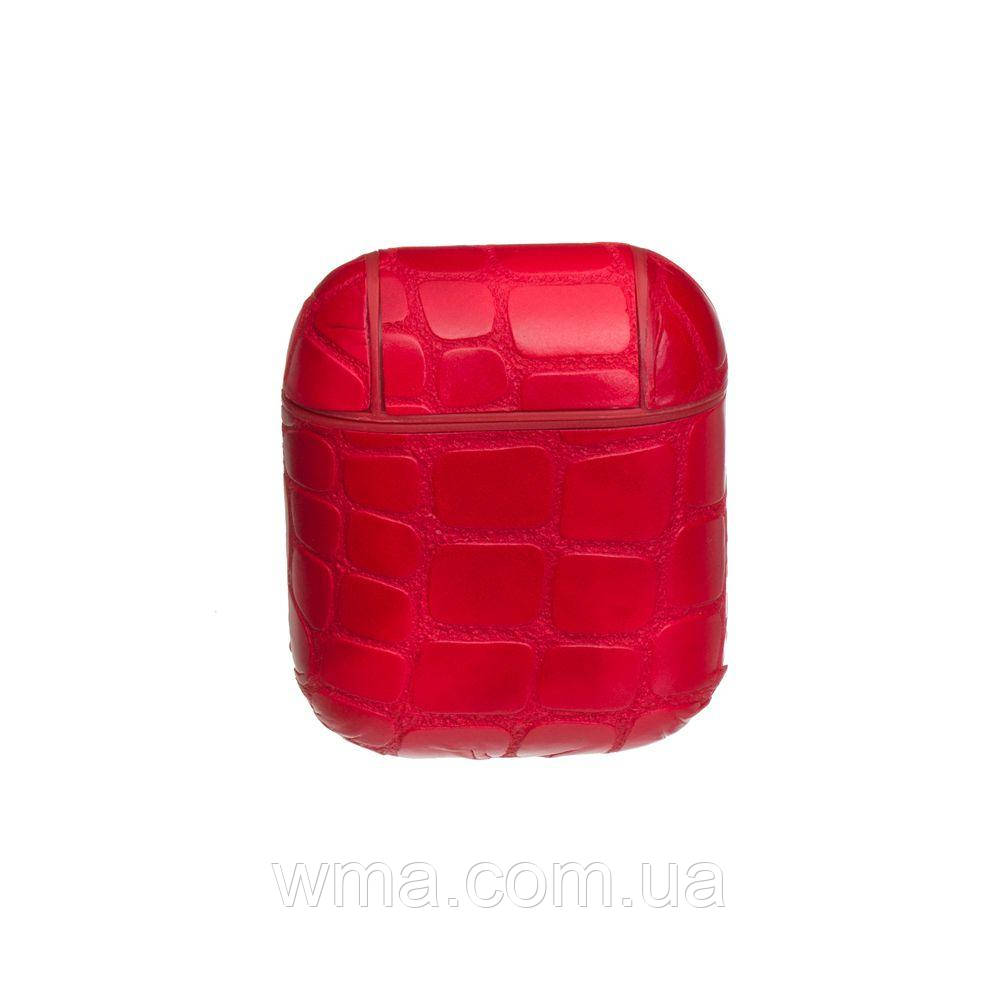Футляр Для Наушников Airpod Kroco Цвет Красный