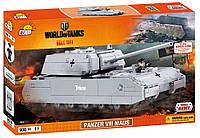 Конструктор COBI 3024 World Of Tanks Танк MAUS (5902251030247)