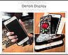 Чехол силиконовый для Iphone 6/6s с ремешками, фото 2