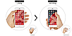 Кольцо-Подставка Iring для телефона/планшета silver, фото 4