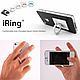 Кольцо-Подставка Iring для телефона/планшета silver, фото 5