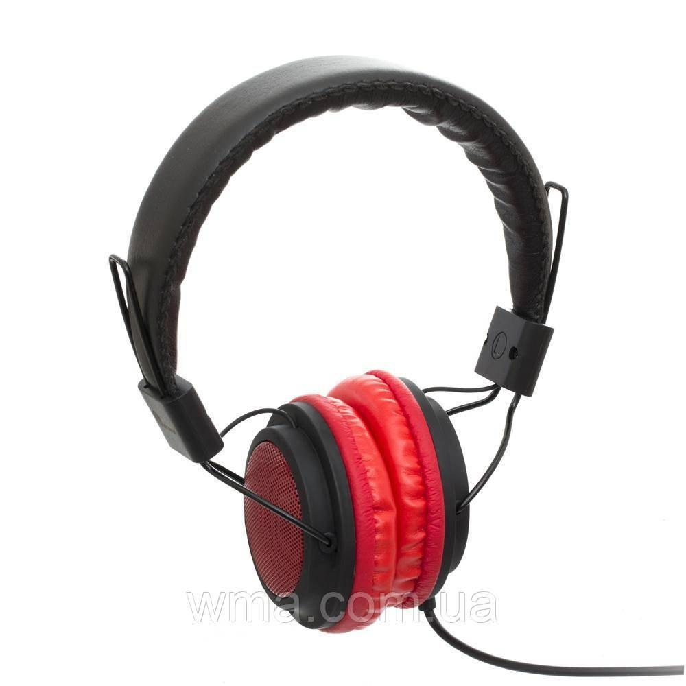 Проводные наушники для телефона Sonic Sound E110/MP3 AA Цвет Красный