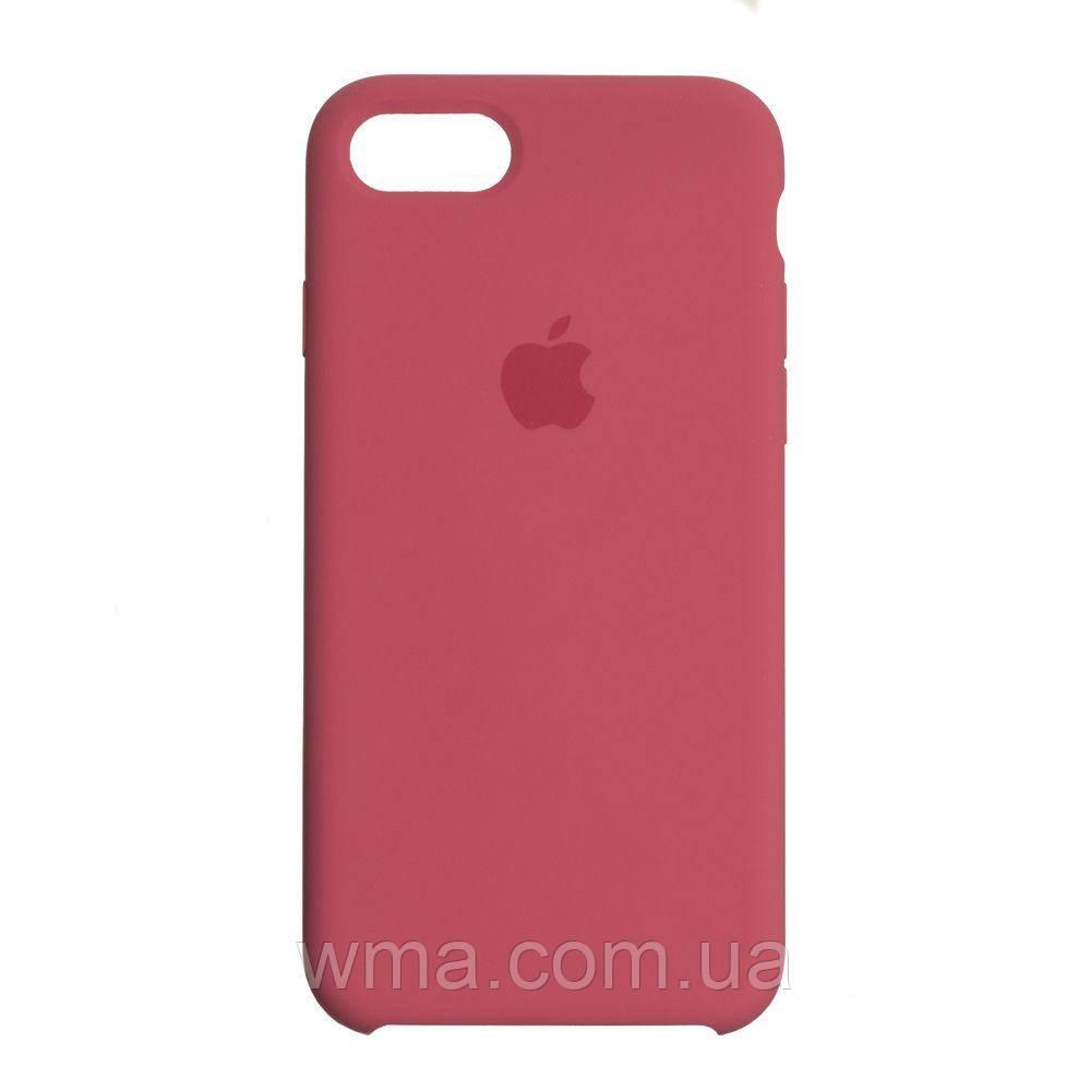 Чехол для телефонов (Смартвонов) Силикон Original Iphone 7G Цвет 12, Camelia