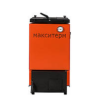 Шахтный котел с жаротрубным теплообменником Макситерм Классик 18 кВт , фото 1