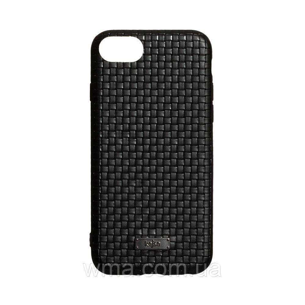 Чехол для телефонов (Смартвонов) Задняя Накладка Kajsa Grass for Apple Iphone 8G Цвет Чёрный