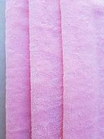 Махра велюровая розовая 550 г/м2 Турция