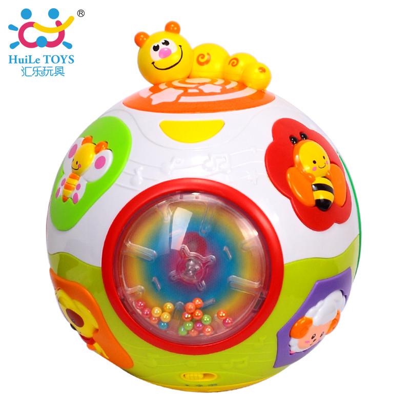 "Игрушка Huile Toys ""Счастливый мячик"""
