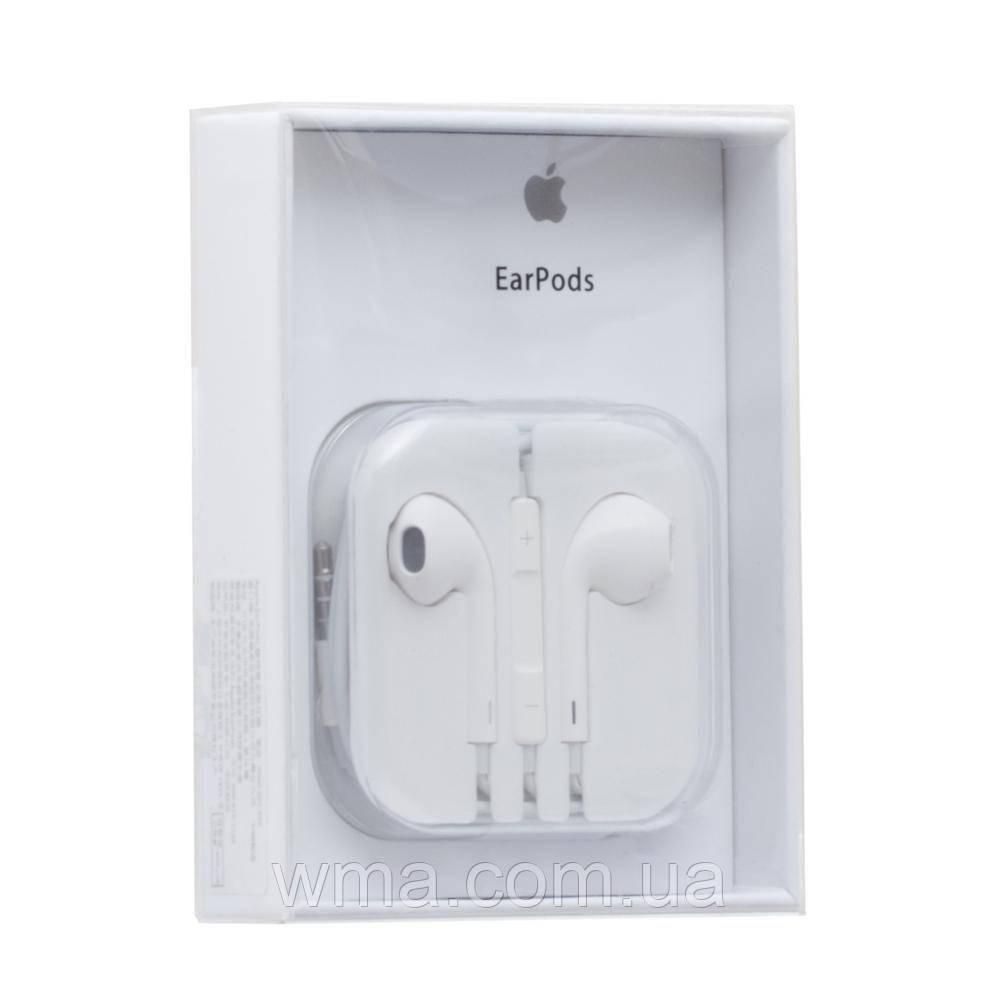 Проводные наушники для телефона Original Apple Iphone 5 Earpod