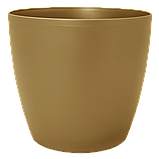 Цветочный горшок МАТИЛЬДА с системой контроля полива + дренаж (Алеана) 16х15, фото 3