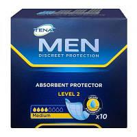 Урологические прокладки Tena for Men Level 2 10 шт (7322540016413)