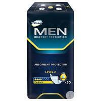 Урологические прокладки Tena for Men Level 2 20 шт (7322540016383)