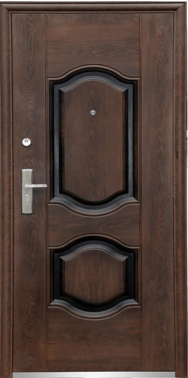 Наружные китайские входные двери ТР-С 61 тефлон на улицу