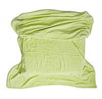 Плед Микрофибра A-016-2-A Однотонный Oulaiya 2367 160x210 см Зеленый