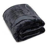 Плед Акриловый Прессованный Design Oulaiya 2489 160x210 см Черный