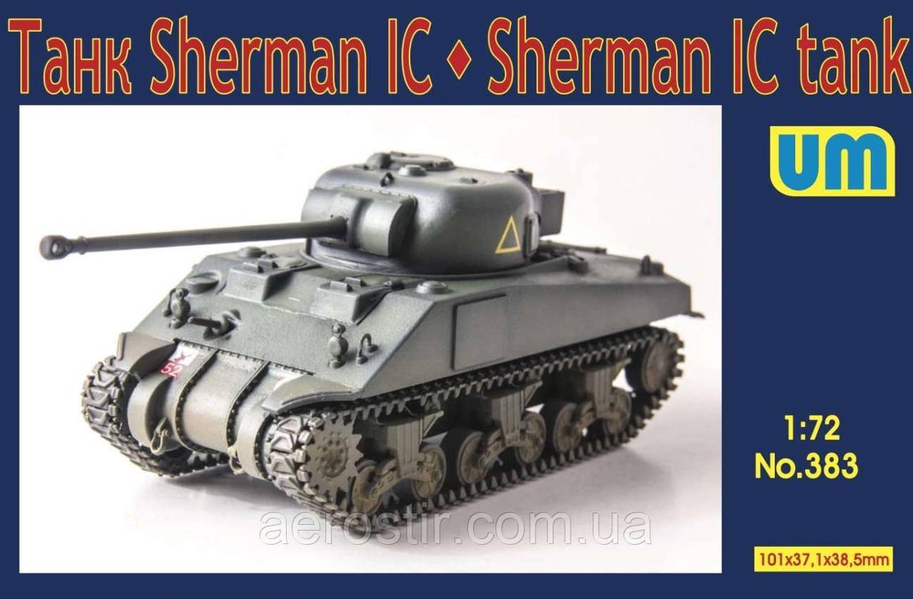 Sherman Mk IC Firefly 1/72 UM 383