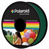 Пластик для 3D-принтера Polaroid PLA 1.75мм/1кг, dark green (3D-FL-PL-8014-00)