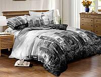 Комплект постельного белья двуспальный, 180*220, сатин, TM Krispol (620.491)