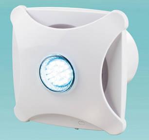 Бытовой вентилятор Вентс 100 Х Стар (оборудован подсветкой), фото 2
