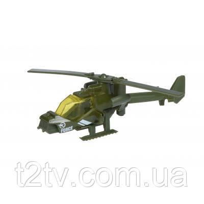 Спецтехника Same Toy Model Car Армия Вертолёт блистер (SQ80993-8Ut-1)
