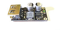 DC понижающий преобразователь 6-32В до QC 3.0 5/9/12V/DC модуль в авто