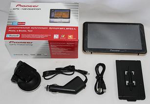 "Gps Навигатор 7"" Pioneer PI-708 HD 4Gb, 800 MHz, фото 2"