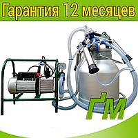 Масляный доильный аппарат Импульс-Ротор Нержавейка, фото 1