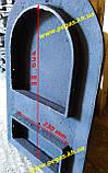 Дверка чугунная, чугунное литье, дверцы барбекю, мангал, печи, грубу, фото 3