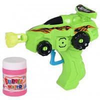 Игровой набор Same Toy мыльные пузыри Bubble Gun Машинка зеленый (803Ut-1)