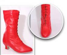 На опт будет скидка. Разные цвета. Полусапожки, венгерки, ботинки для народных танцев. Народная обувь.
