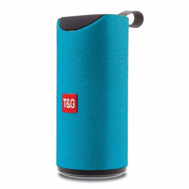 Портативная bluetooth колонка TG-113 blue