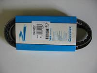 Ремень клиновой Dayco AVX 10A0950C на Audi, BMW, Fiat, Ford, Honda, Opel, Renault, Seat, Skoda, Volvo, VW
