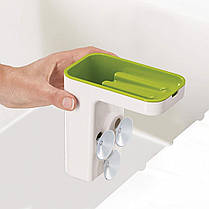 Органайзер для моющих средств Joseph Sink Pod зеленый, фото 3