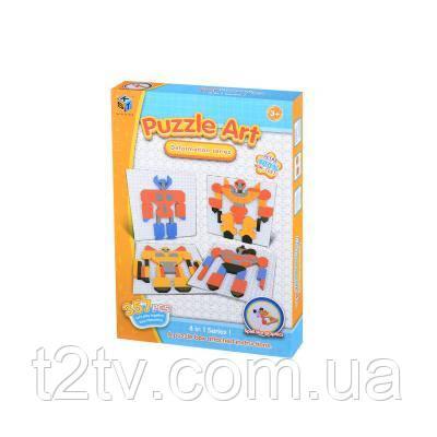 Набор для творчества Same Toy Puzzle Art 357 эл. (5992-3Ut)