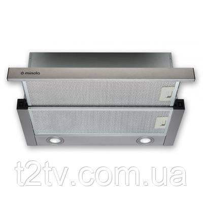 Витяжка кухонна MINOLA HTL 6612 I 1000 LED